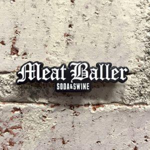 MeatballerPin